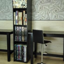 Использование коллекций AQUAFLOOR при дизайне стен